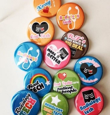 nurse buttons