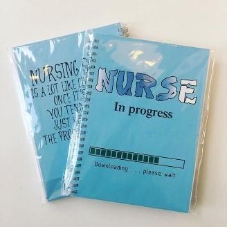 unique nursing look